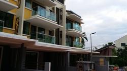 CR Ara, Bandar Utama