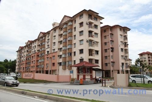 Condominium For Sale At Carmila Apartment Kota Damansara