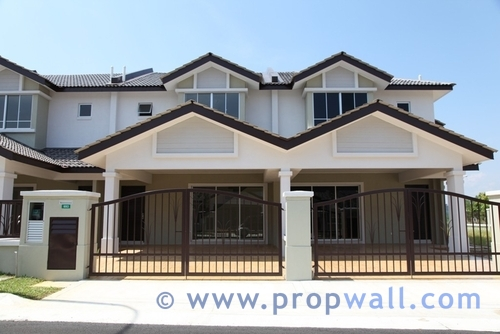 House For Sale At Garden City Homes, Seremban 2 For Rm 0.00 By