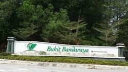 Bukit Bandaraya, Shah Alam photo by Azhani Mohd Yunus
