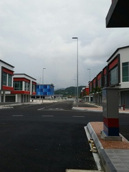 Central Park, Seremban 2 photo by Kevin