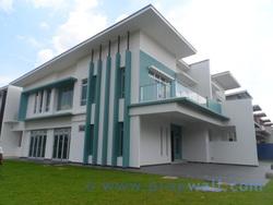 Nusa Duta, Nusajaya