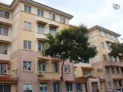 Indah Condominium, Damansara Damai