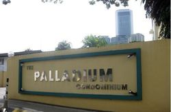 The Palladium, Keramat