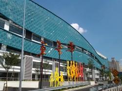 Street Mall @ One South, Seri Kembangan