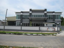 Mahkota Industrial Park, Semenyih