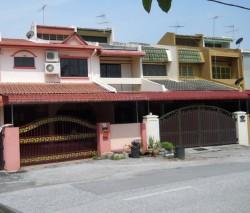 Taman Bercham Baru, Ipoh photo by HOR