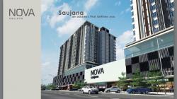 Nova Saujana, Saujana photo by applelee