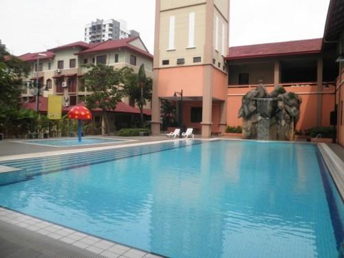 House For Sale At Villa Laman Tasik Bandar Sri Permaisuri For Rm 635 Rm Psf By