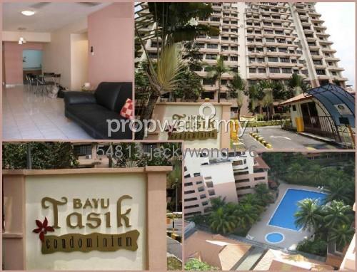 Condominium For Sale At Bayu Tasik 1 Bandar Sri Permaisuri For Rm 500 Rm Psf By
