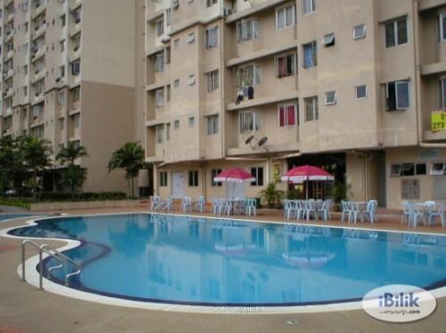 Condominium For Rent At Lestari Apartment Bandar Sri Permaisuri For Rm 1 Rm Psf