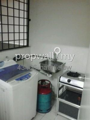 Condominium for rent at anjung hijau bukit jalil for rm for Kitchen set hijau