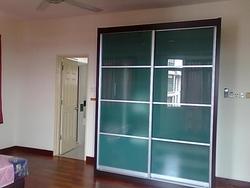 Bungaraya Condominium, Saujana photo by HK Tan