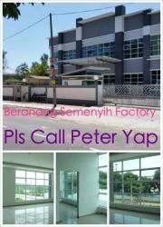 Beranang Industrial Park, Semenyih photo by Peter Yap