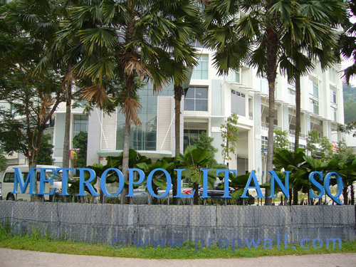 Metropolitan Square Damansara Perdana Propwall