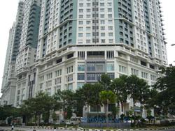 Metropolitan Square, Damansara Perdana photo by Calvin Ma