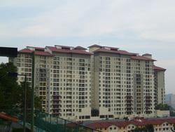 Ritze Perdana 1, Damansara Perdana photo by Calvin Ma