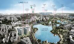 Lakeville Residence, Jalan Ipoh