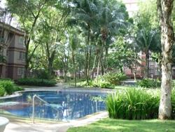 Bungaraya Condominium, Saujana photo by AliciA Kee