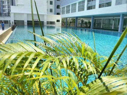 Condominium For Sale At Bandar Sri Permaisuri Cheras For Rm 600 Rm Psf By Elvis