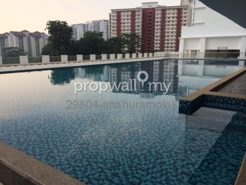 Condominium For Sale At Suasana Lumayan Bandar Sri Permaisuri For Rm 450 Rm Psf