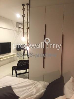 Condominium For Rent At Mercu Summer Suites Klcc For Rm
