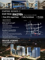 Empire Remix, UEP Subang Jaya