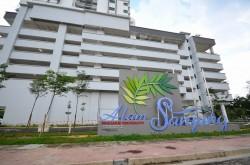 Alam Sanjung, Shah Alam