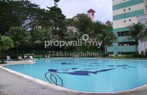 Condominium For Sale At Prisma Perdana Taman Midah For Rm 360 Rm Psf By Jayden