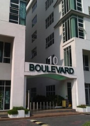 Boulevard Residence, Bandar Utama