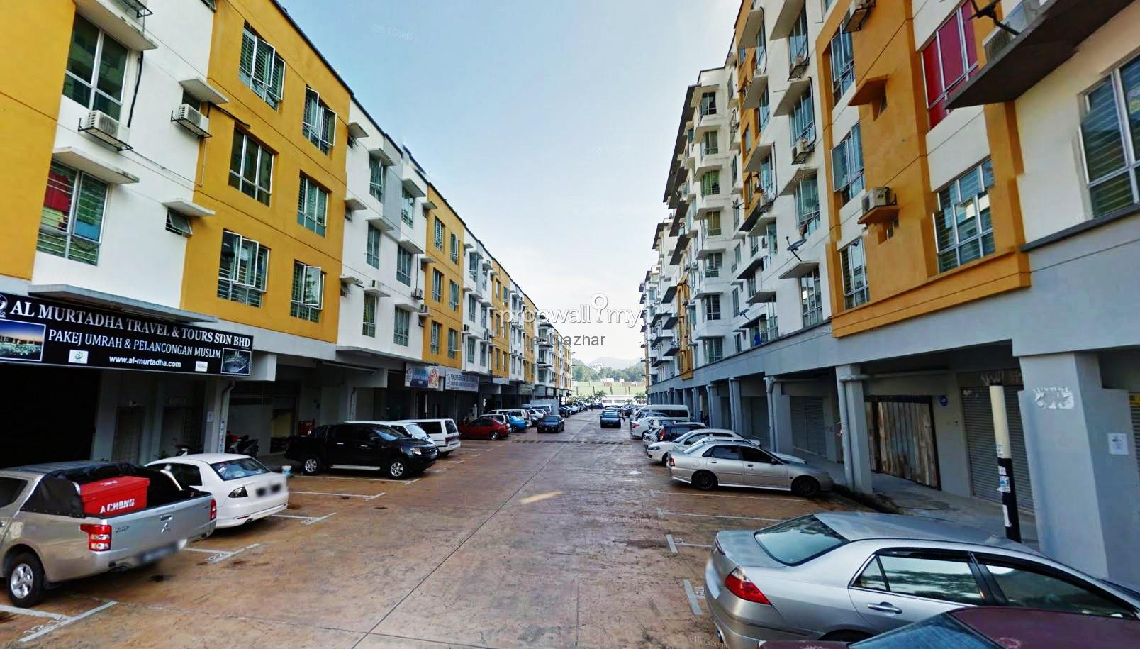 162 Residency, Selayang Condominium For Sale by William Wan