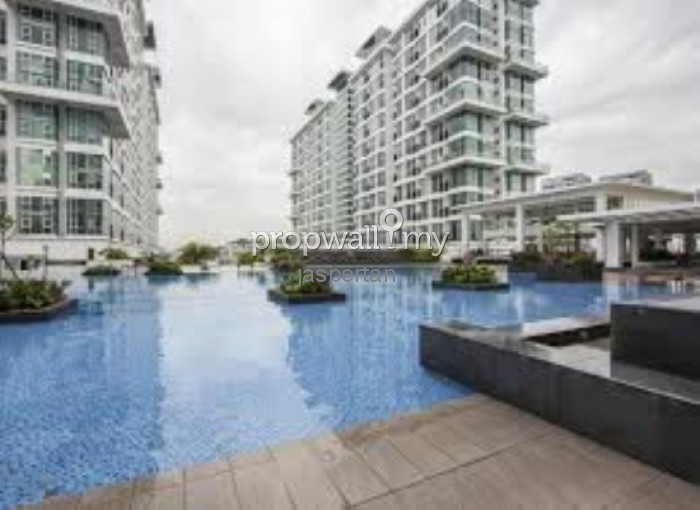The Scott Soho, Old Klang Road Condominium For Rent by