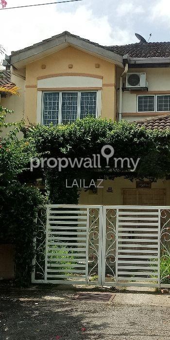 Taman Puncak Jalil, Bandar Putra Permai 2-sty terrace/link