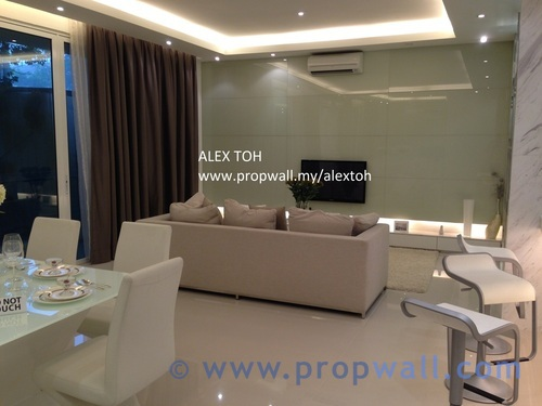 Condominium For Sale at Le Yuan Residence, Kuchai For RM ...