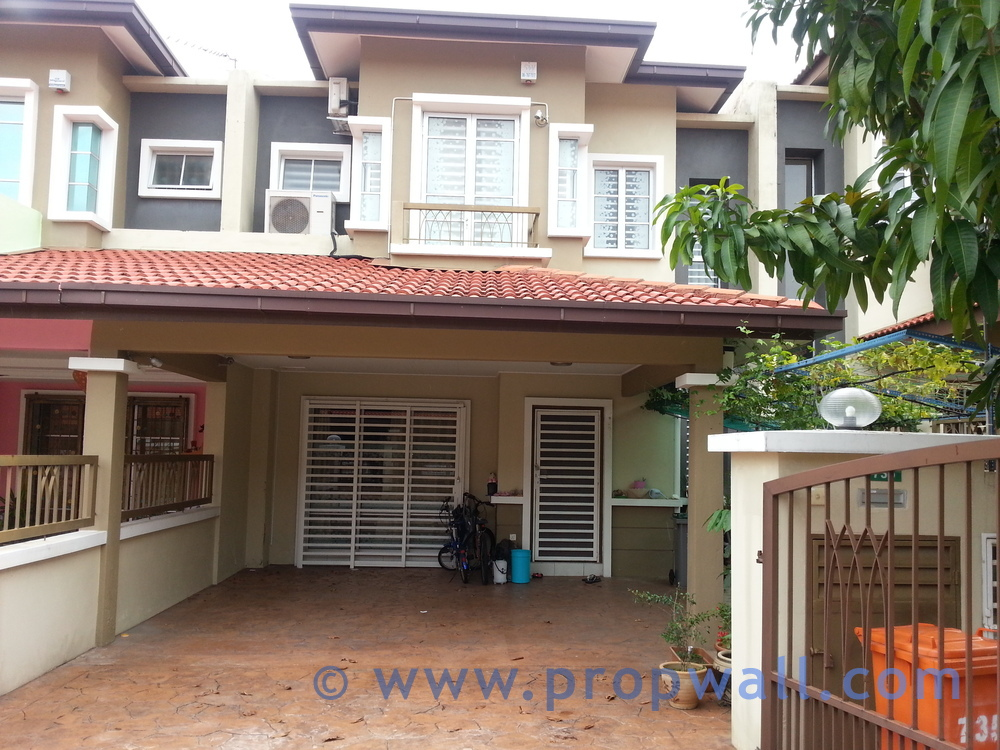 Garden City Homes Seremban 2 House For Sale By Peter Yap Propwall
