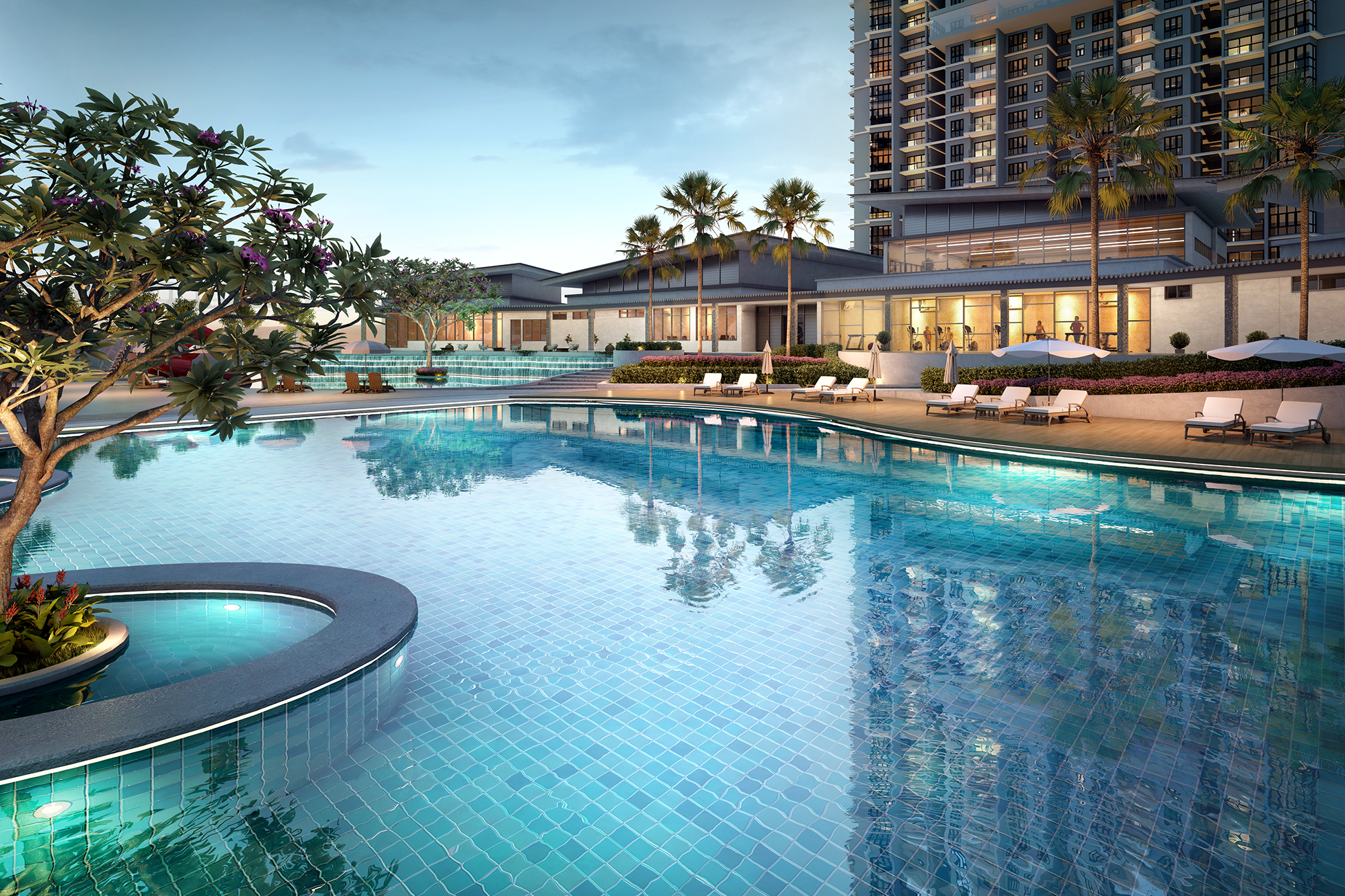 Sky condominium propwall malaysia - Swimming pool specialist malaysia ...
