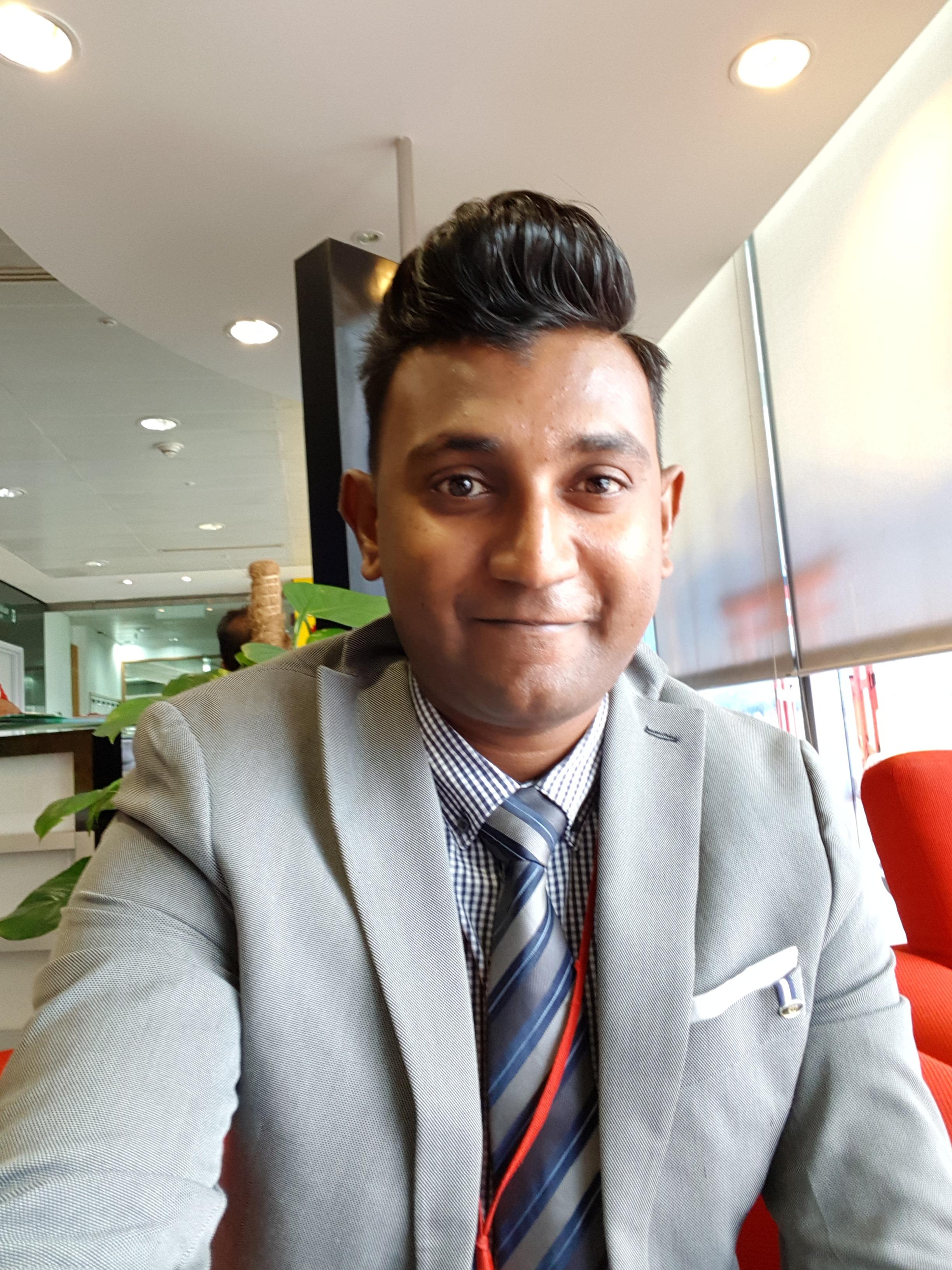 Praba Rajaender
