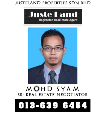 Syam JusteLand